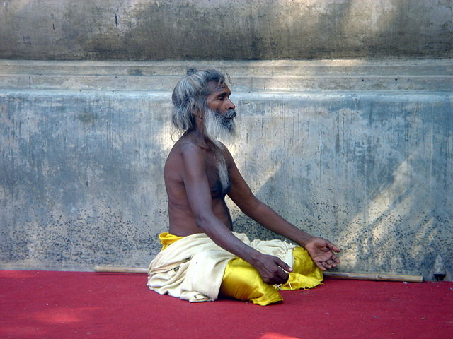 A_Holy_Man_in_Meditation