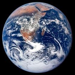 La Tierra - Blue Marble
