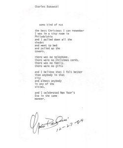 Bukowski-Some-kind-of-nut