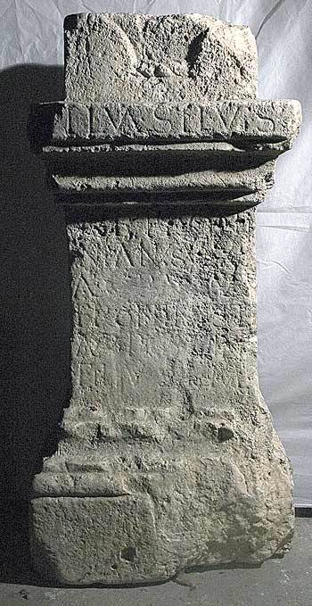 Altar Silvanus Silvestris